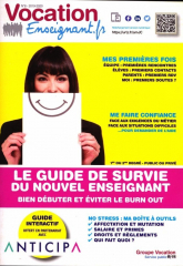 Guide Vocation Enseignant Format Poche